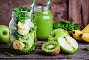 Start Your Day Off Fresh With A Delicious And Healthy Green Smoothie