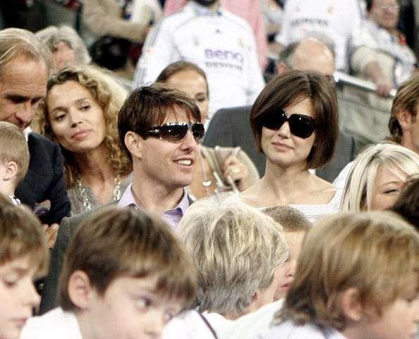 Tom Cruise Fan Real Madrid