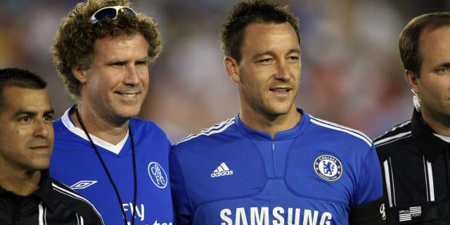 Will Ferrell Fan Chelsea