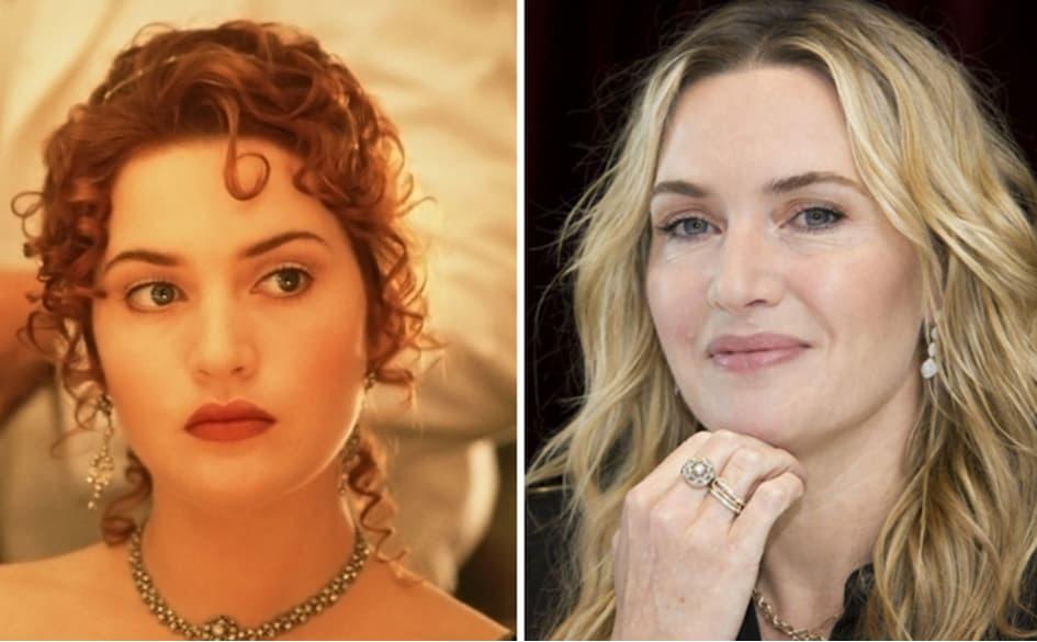 L'actrice Kate Winslet Est Âgée De 43 Ans