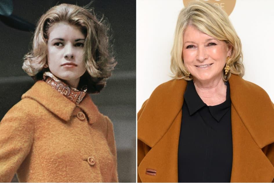 La Célèbre Martha Stewart Est Âgée De 79 Ans