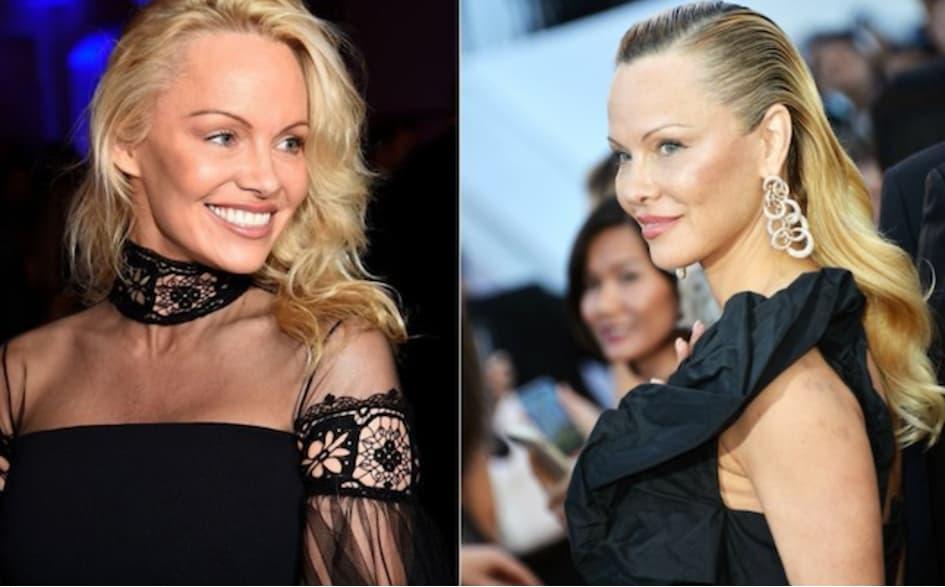 La Pin Up Pamela Anderson Est Âgée De 51 Ans