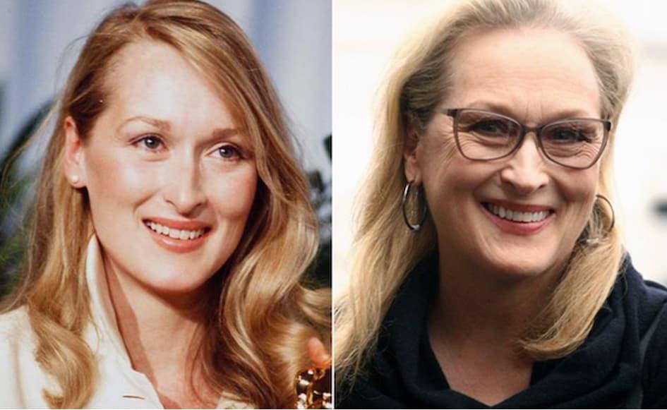 La Star Meryl Streep Est Âgée De 69 Ans