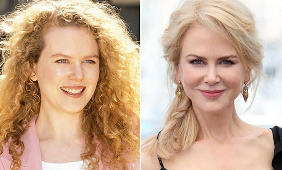 La Star Nicole Kidman Est Âgée De 51 Ans